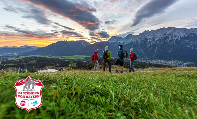 24 Stunden von Bayern in Klais