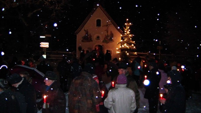 Weihnachten in Klais