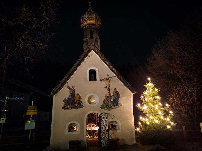 Advent und Weihnachtszeit in Klais