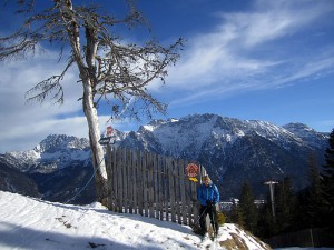 Skitour Kranzberg